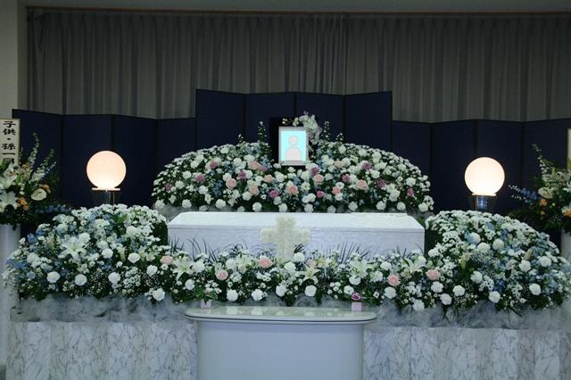 キリスト葬 祭壇